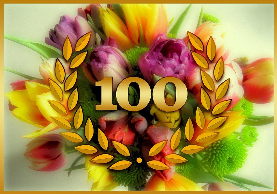 100 days. Foto: Pixabay.com